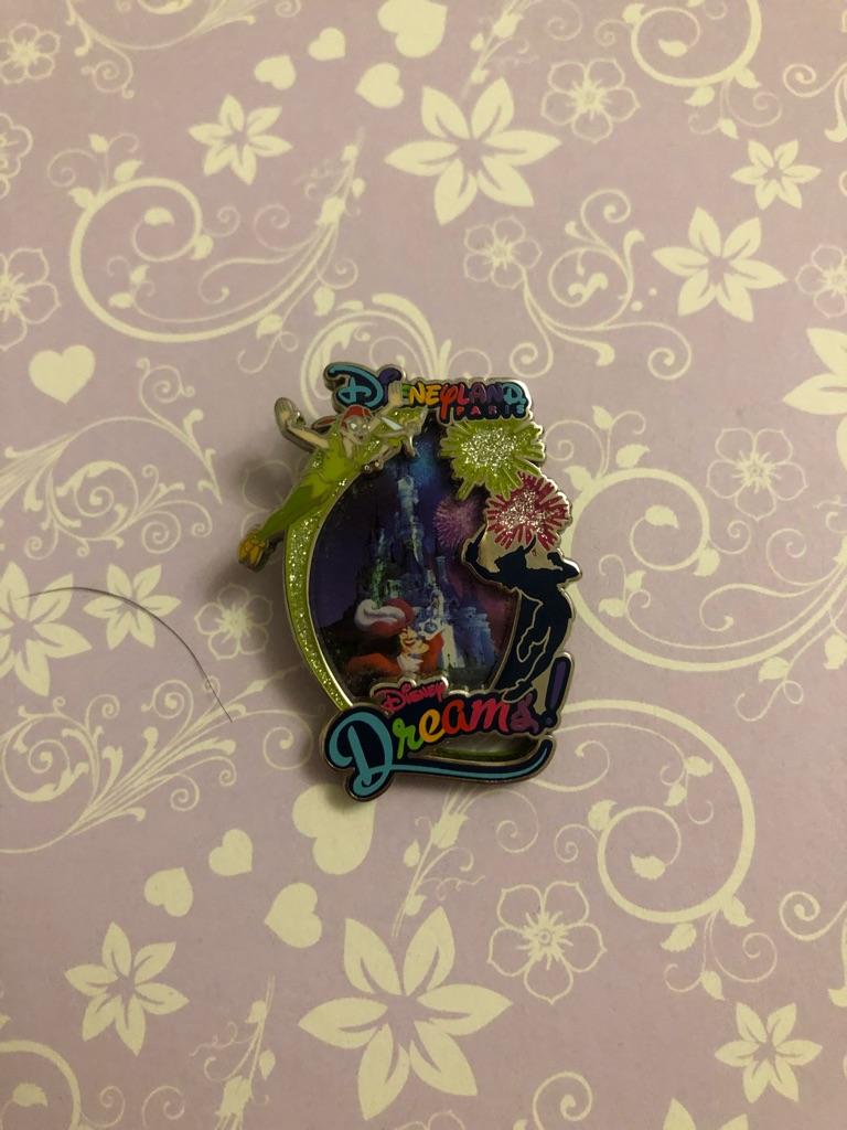 Peter Pan Disney pin