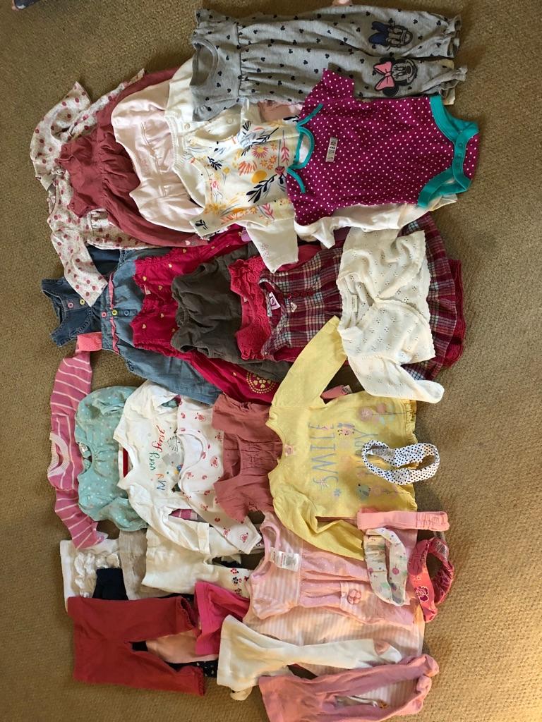 Baby bundle 3-6