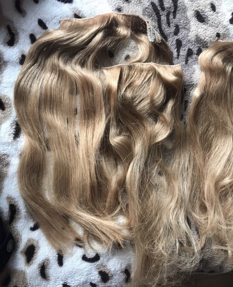 Dirty looks hair extensions 16-18 inches