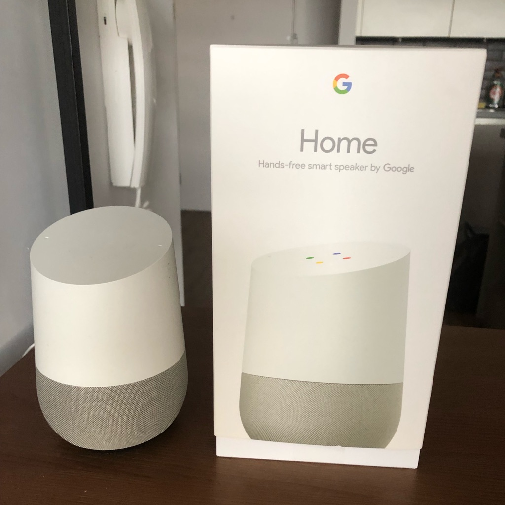 Large Google Home Speaker