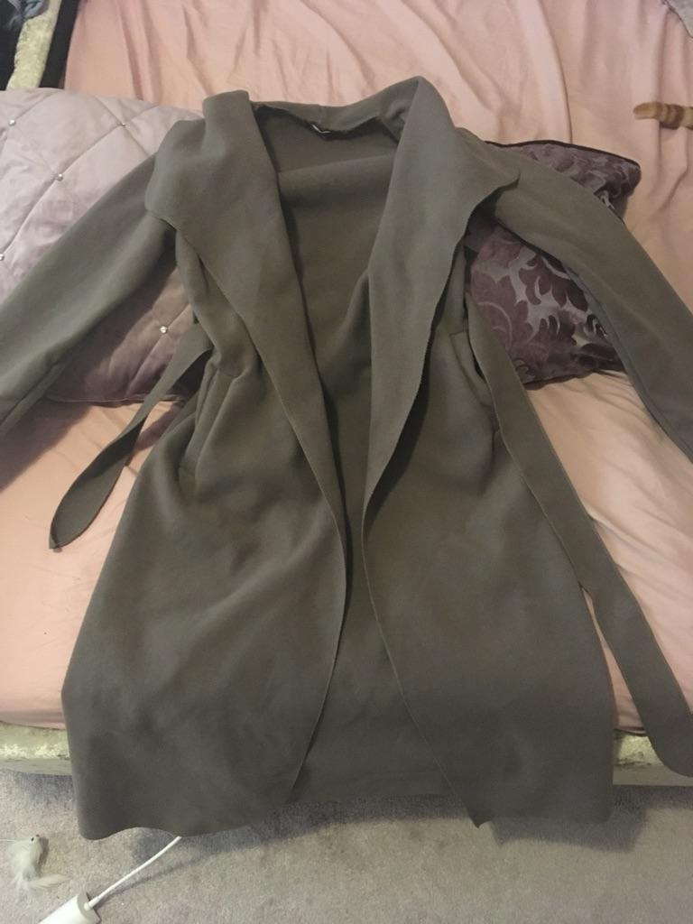 Mink Waterfall Coat for sale
