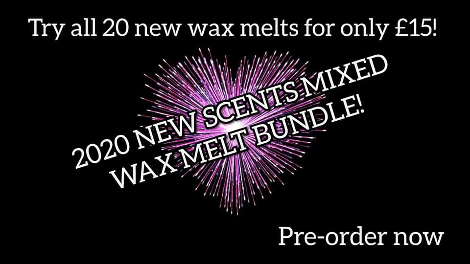 Try our new 2020 scents