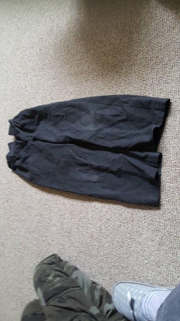 boys grey school trousers age 6