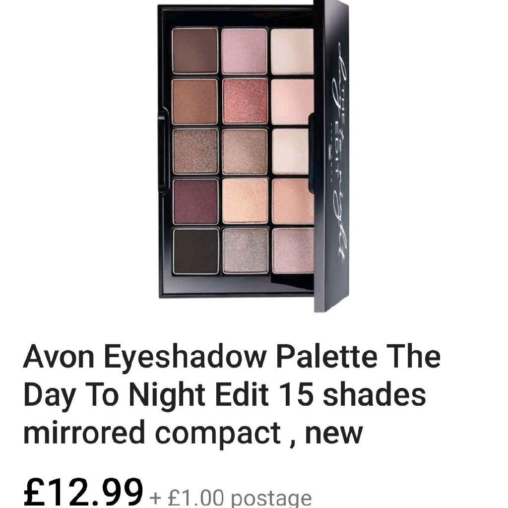 Avon true colour 15-in-1 Day to Night Eyeshadow Edit