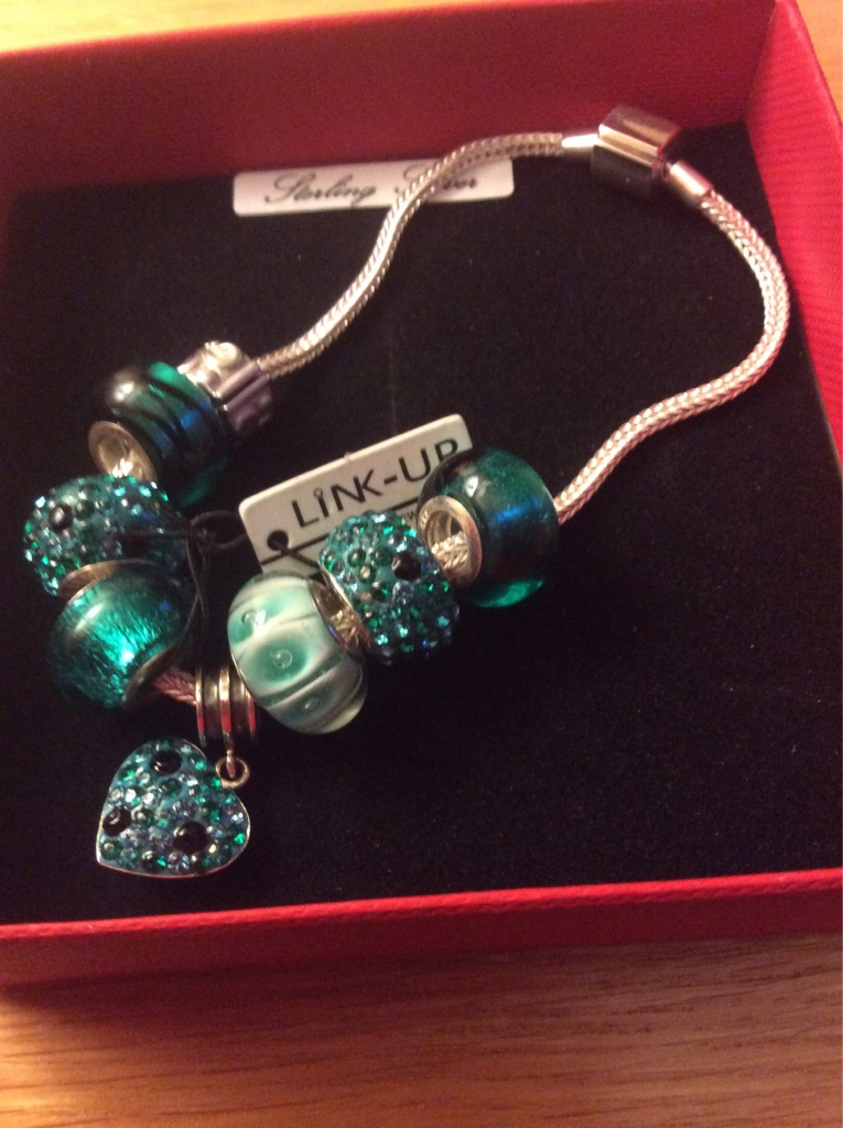 3e5501589ea7b Rhona sutton link up sterling silver charm bracelet