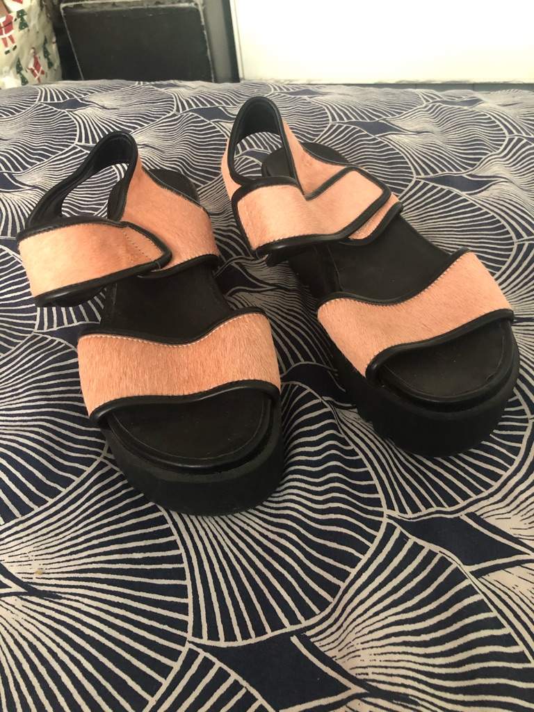 Urban outfitters Platform sandals