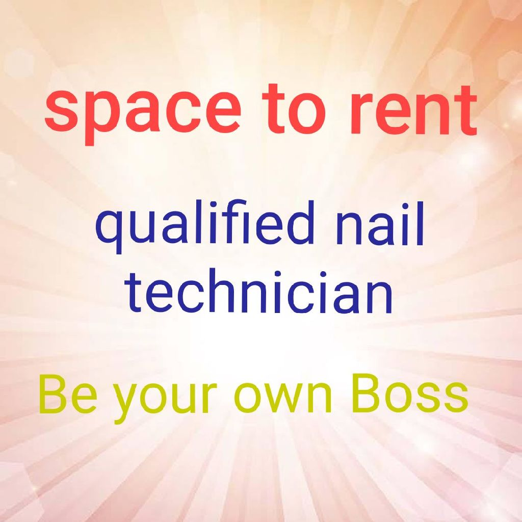 Space to rent