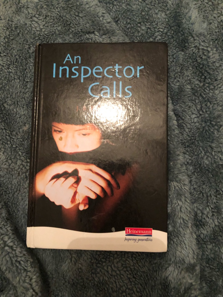 Inspector calls play annotated for GCSE