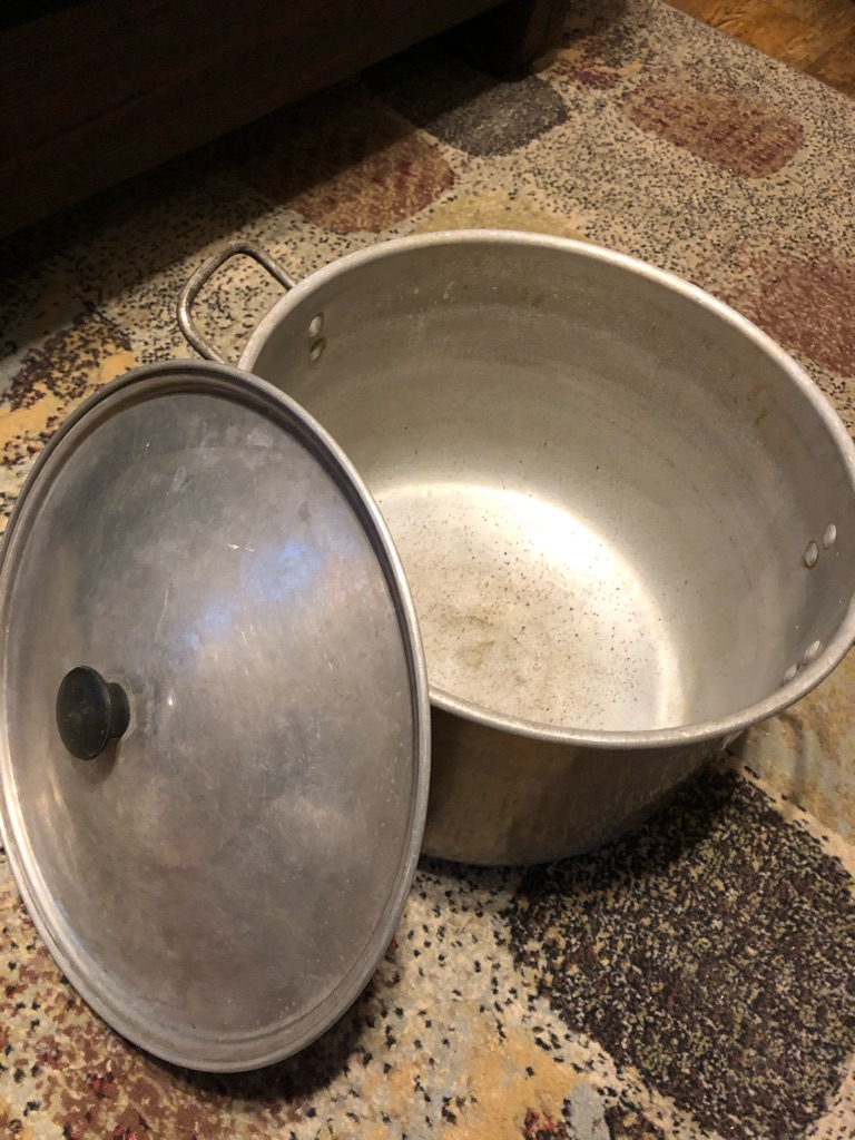 XL cooking pot