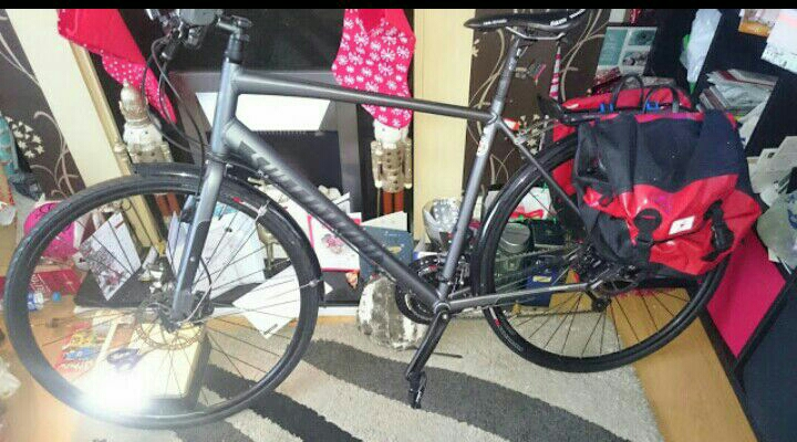 Specialized sirrus sport hybrid bike