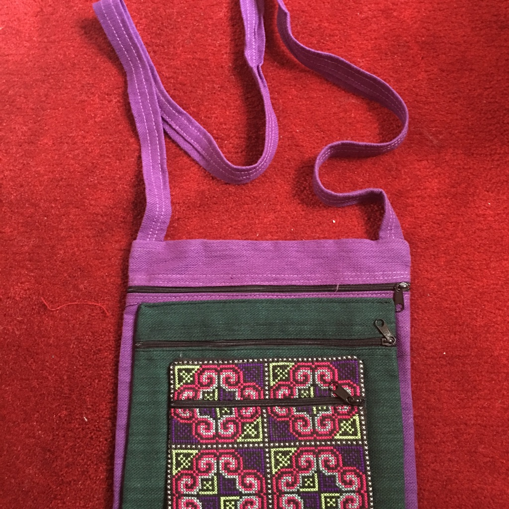 Traditional Burmese Bag