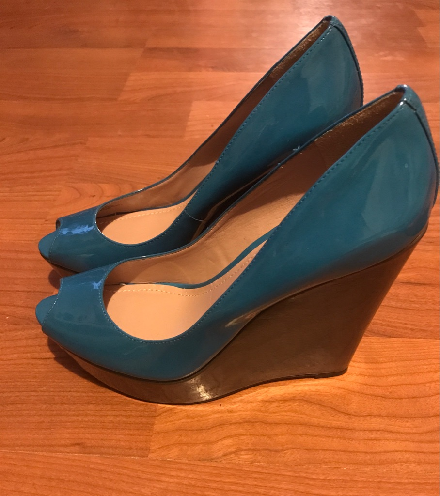 Vince Camuto wedge shoes