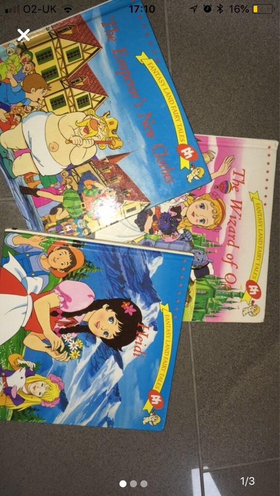 3 classic children's books