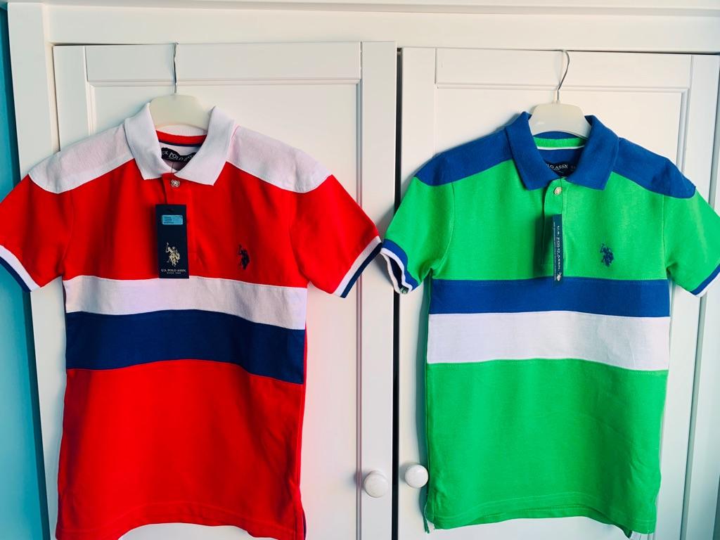 Brand New Ralph Lauren Boys Polo Shirts