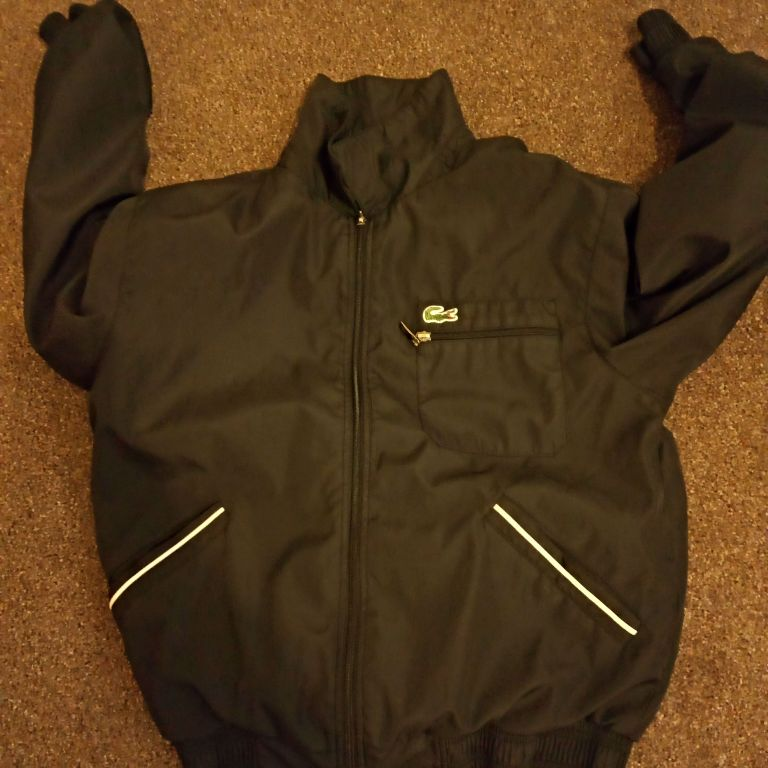 Kids Lacoste tracksuit jacket 11 years
