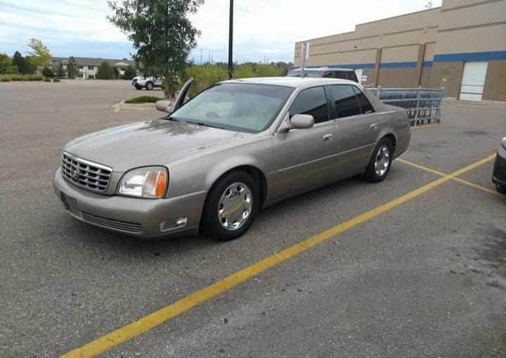 2001 Cadillac