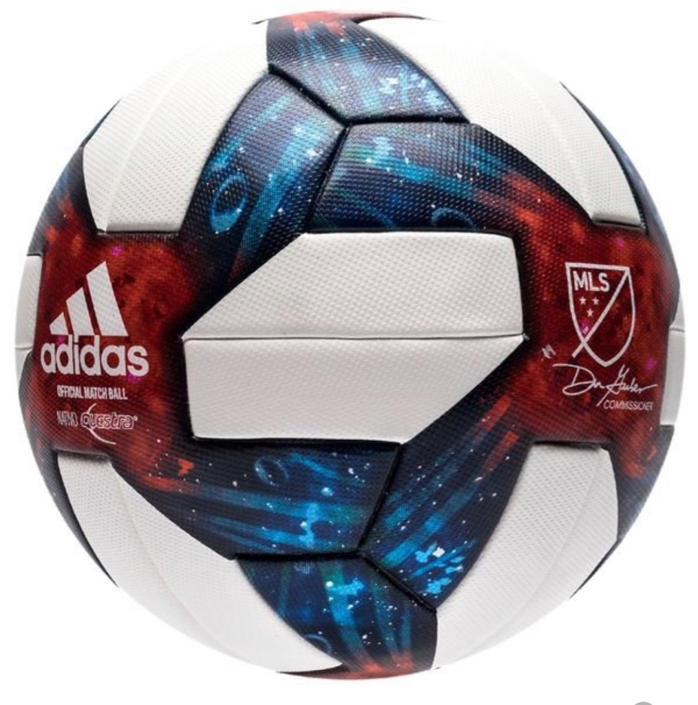 ADIDAS NATIVO QUESTRA 2019 MATCH BALL MAJOR SOCCER LEAGUE (MLS)