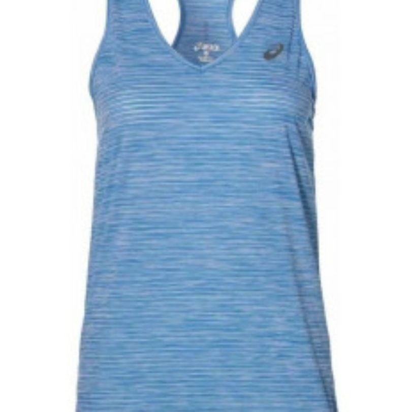 Ladies Asics Fuzex layer tank top
