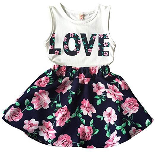 Girls love outfit