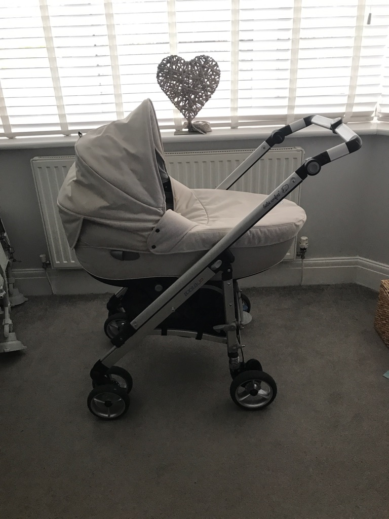 Bebe confort Loola up pram and travel system