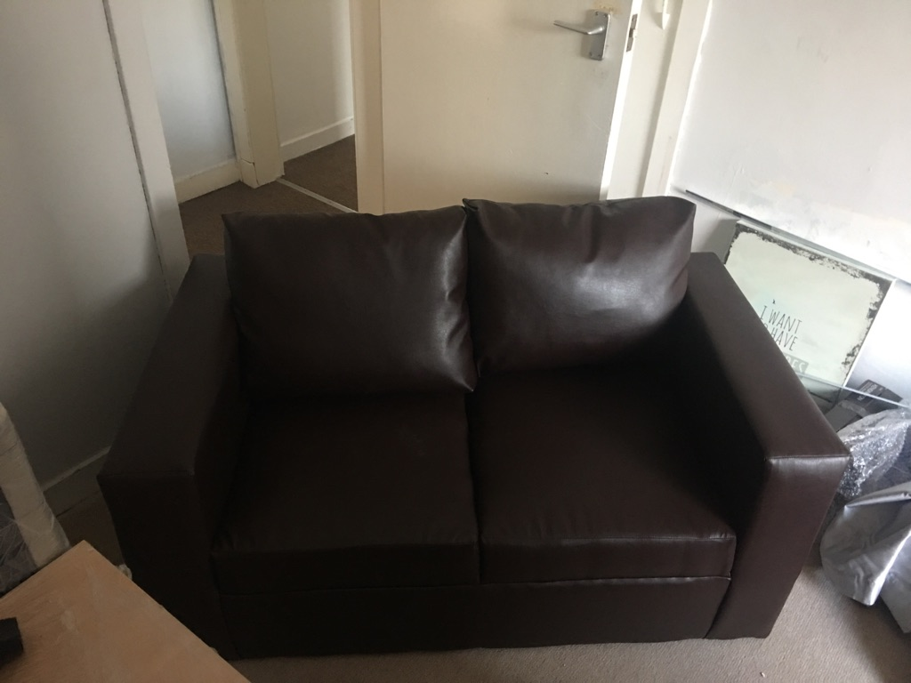 2seater couch and 2 chairs