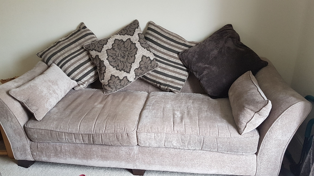 Sofa for sale -sold as seen