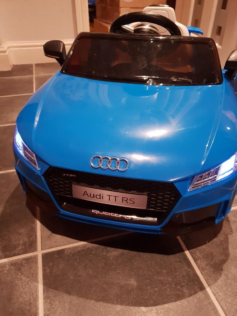 Audi TT Ride On