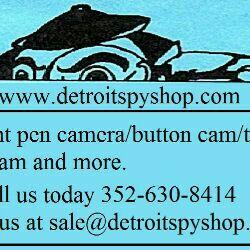 detroitspyshop.com