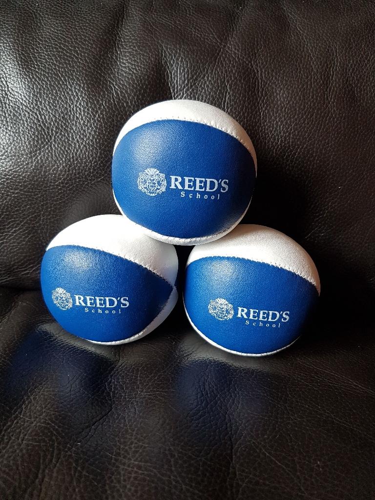 REED Pro Thud Juggling balls Set of 3