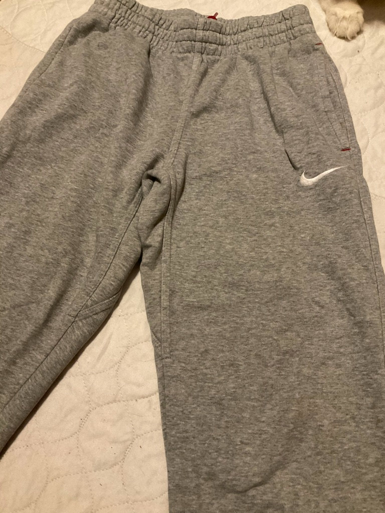 Nike joggers 10-12 years