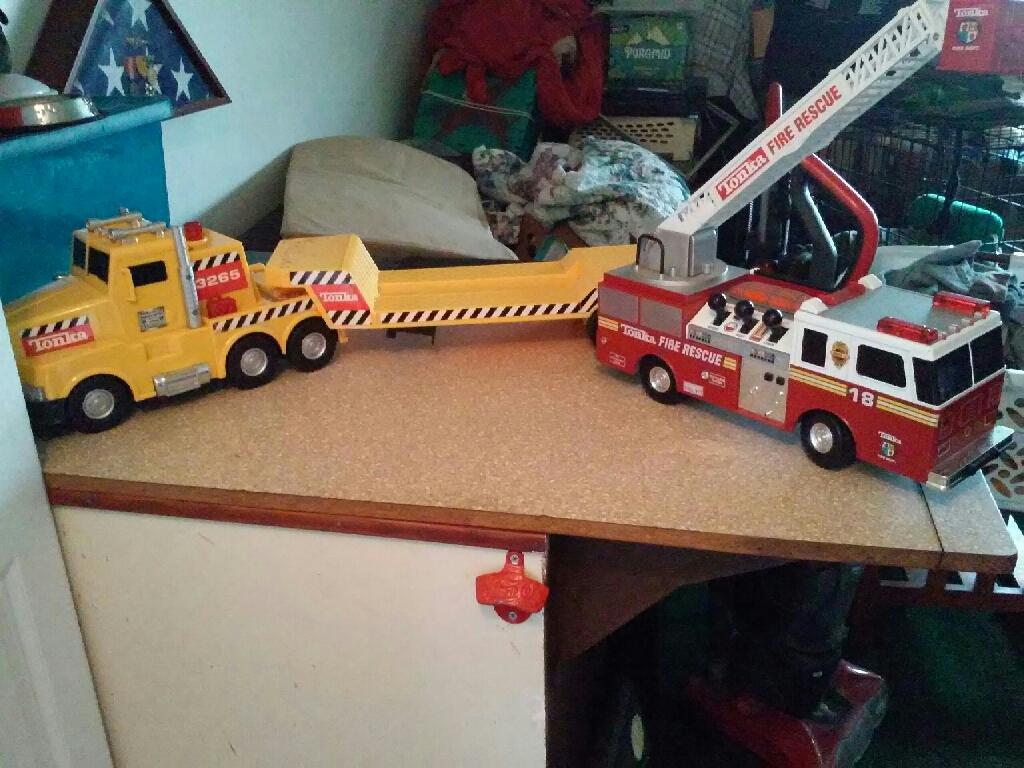Big Tonka Trucks