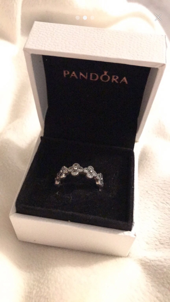 Pandora ring size 56
