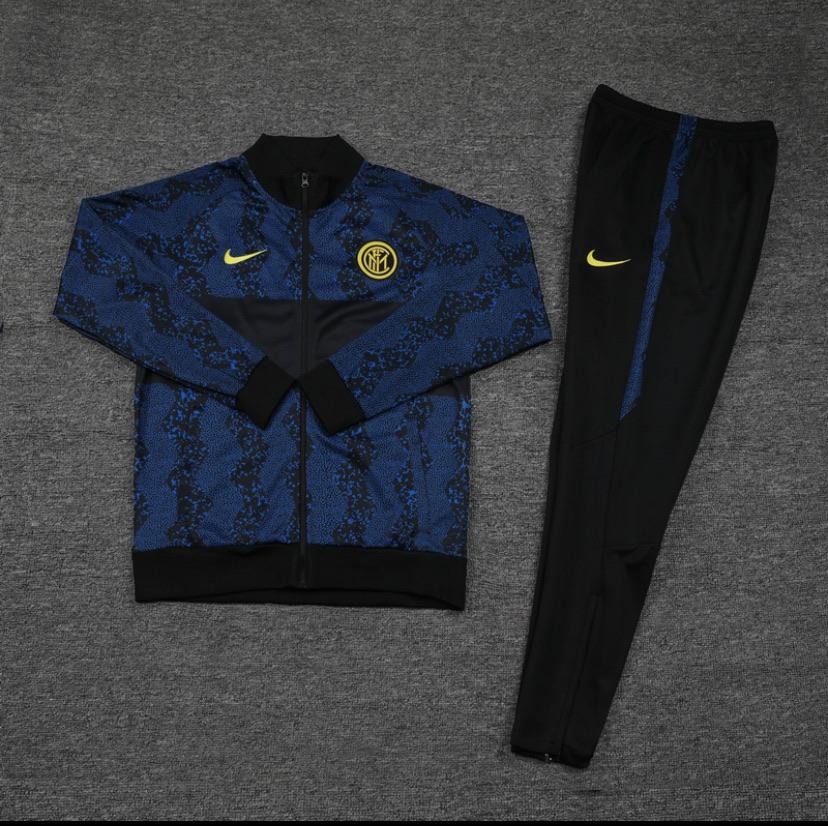 Inter Milan Nike Tracksuit