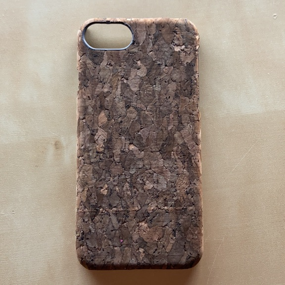 Cork iPhone 6s case