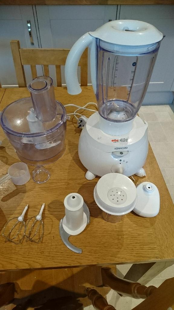 Kenwood blender/mixer
