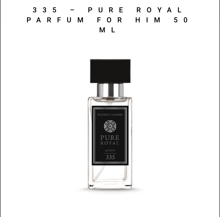 FM335 similar to Tom Ford Oud Wood (MENS)