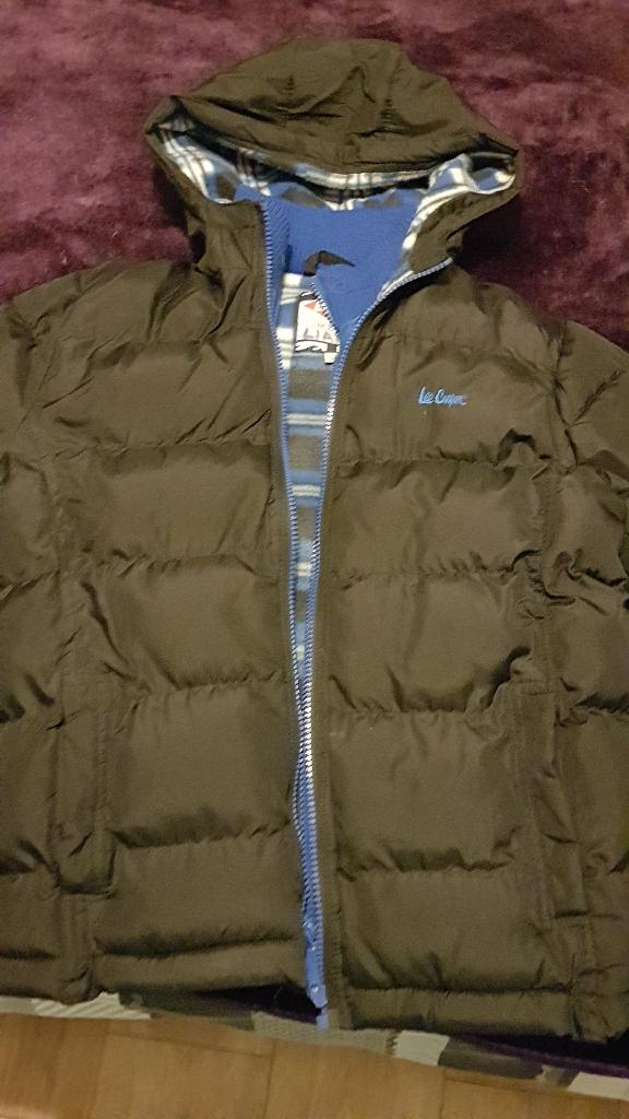 Boys winter coat Lee Cooper