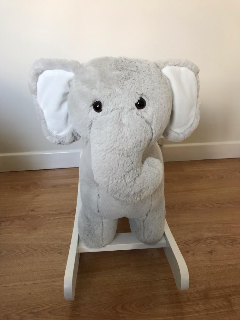 Elephant Rocker toy