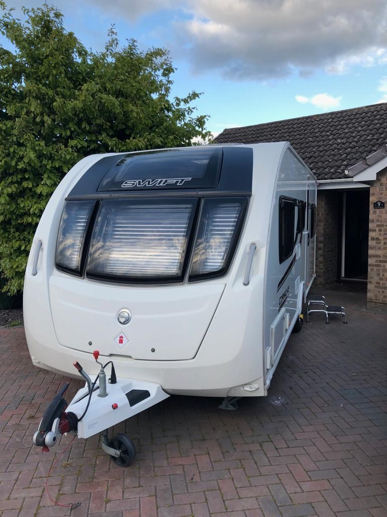 Swift corniche 19/6 6 berth 2015