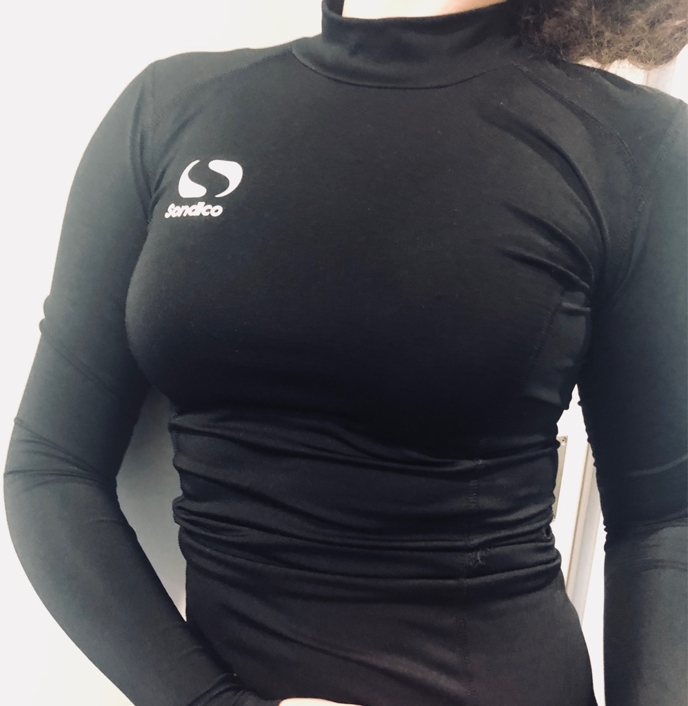 Sondico Black Sport Top