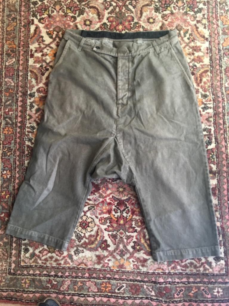 Designer shorts size 34