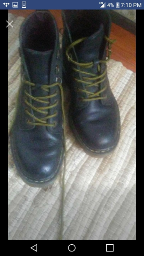 Doc Martin's Woman's boots