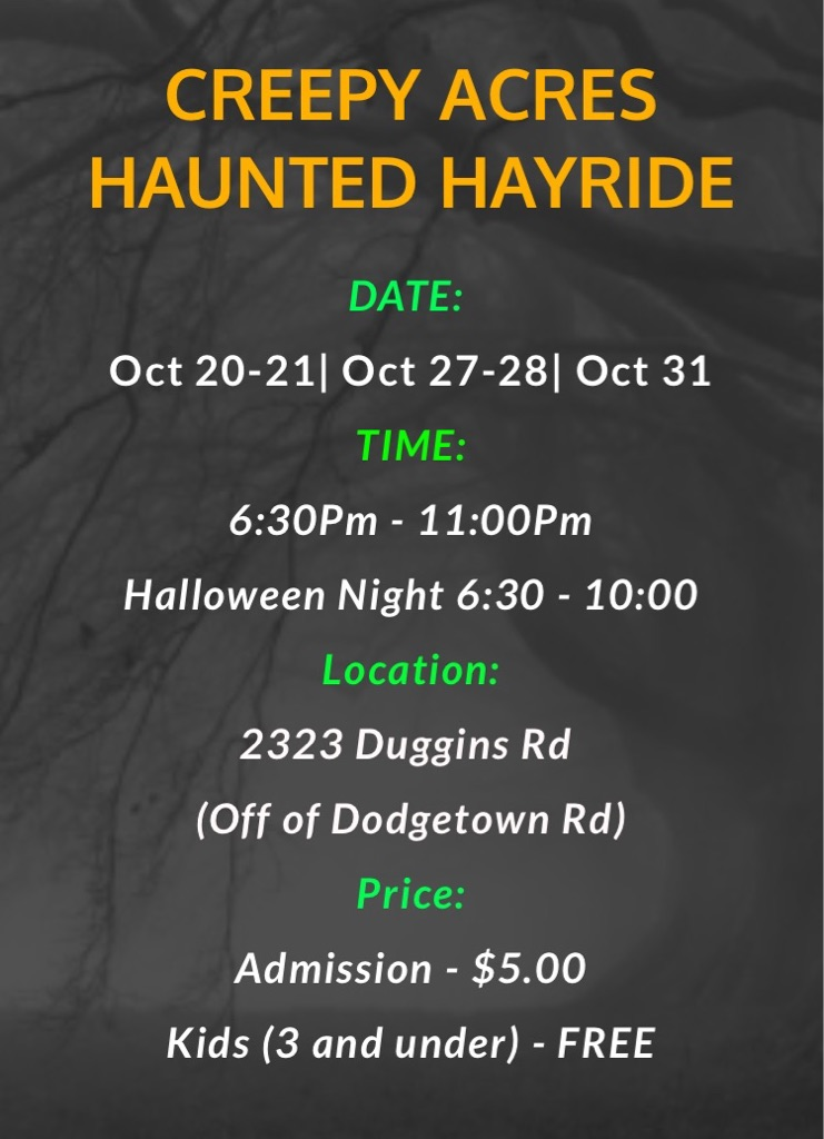 Haunted Hayride