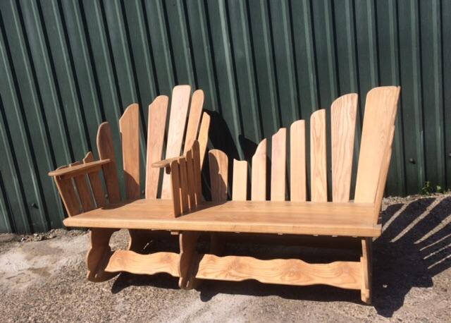 Rocking chair/cradle