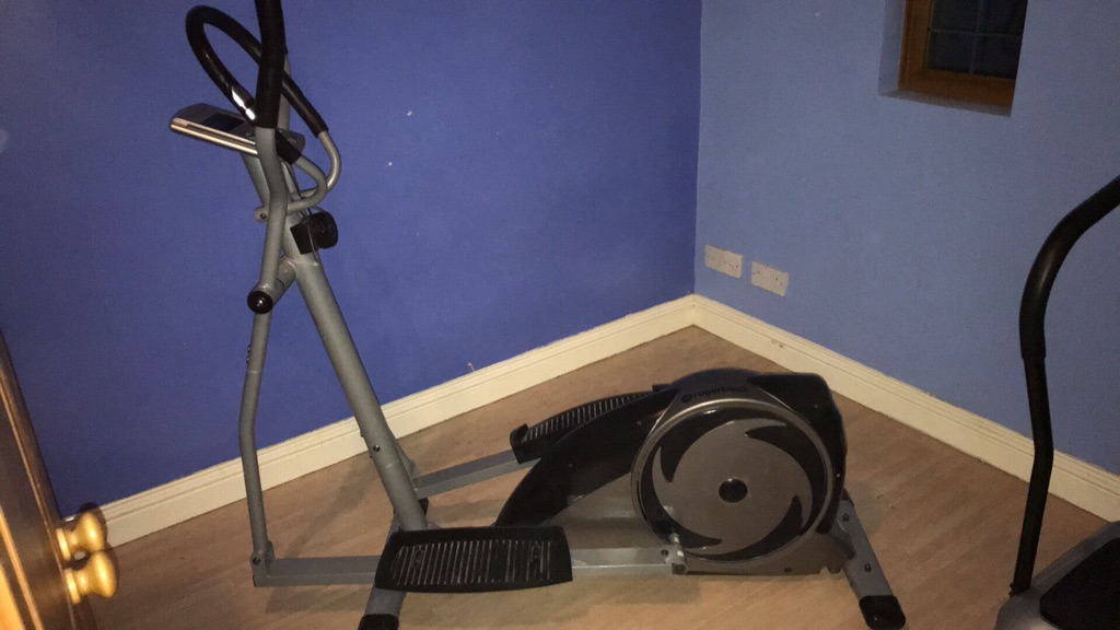 Cross trainer by Roger Black