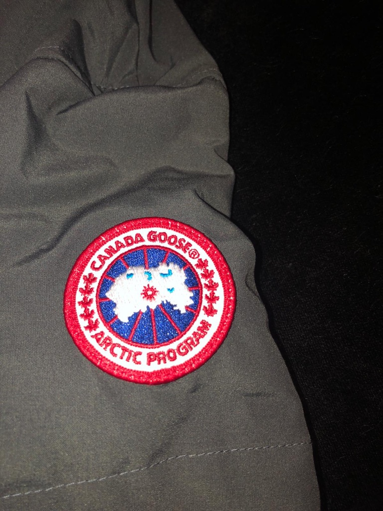 Genuine Canada Goose Jacket