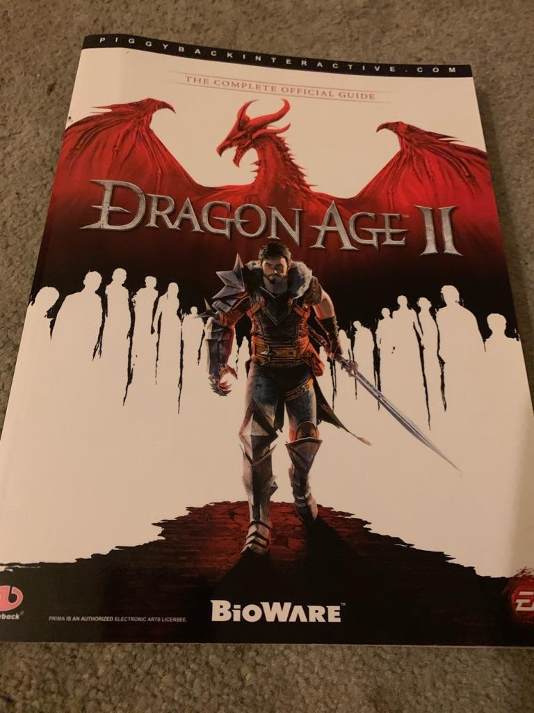 Dragons Age II Gmae Guide