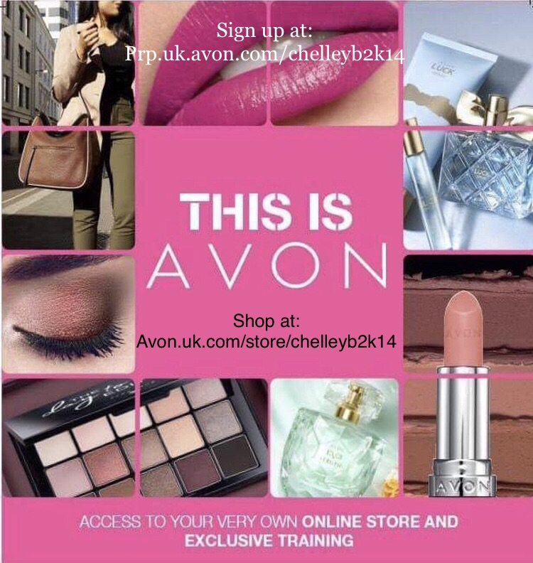 Avon Representative wanted
