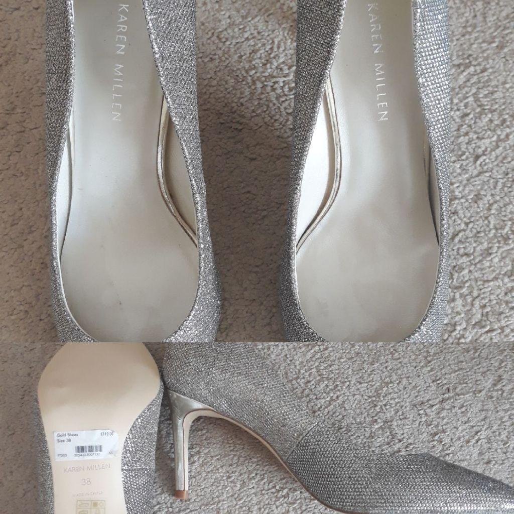 Karen Millen ladies high heel shoes