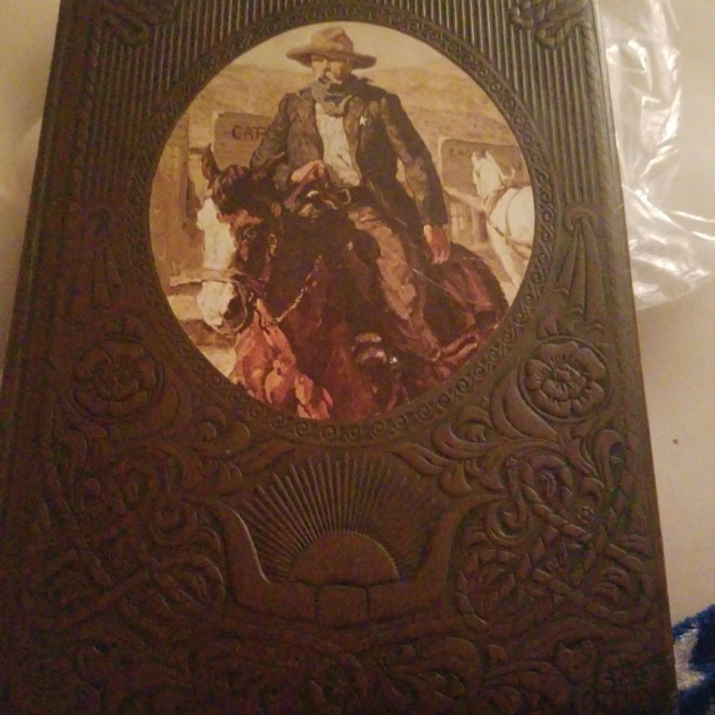 Western book